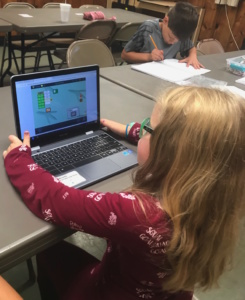 Learning Centers offer students computers to access BCPSone for homework, Dreambox, Edutyping, and iReady.