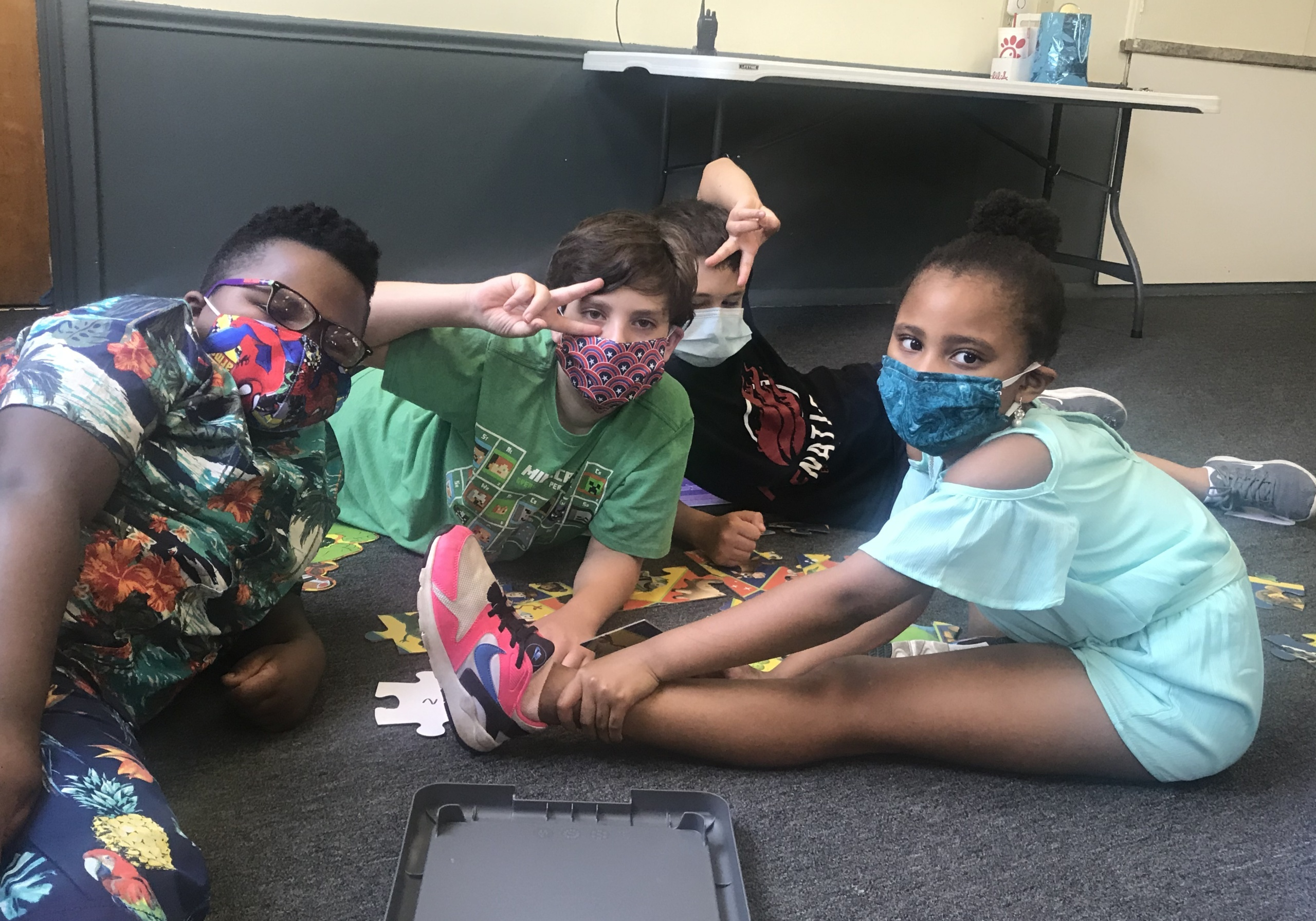Active Minds has designed a unique learning support program to help support children during the digital learning period this school year.